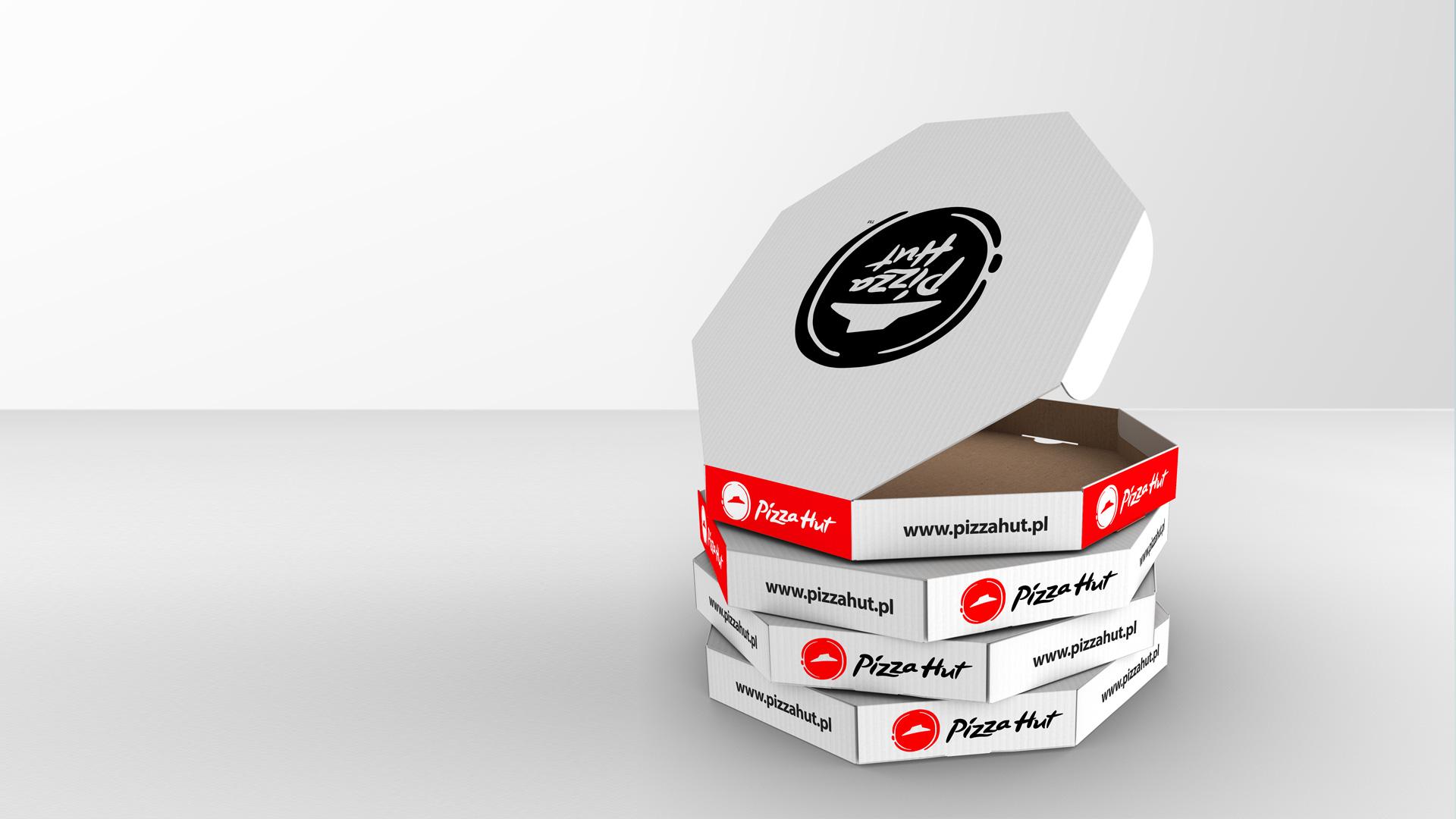 Pudełka na pizze z tektury