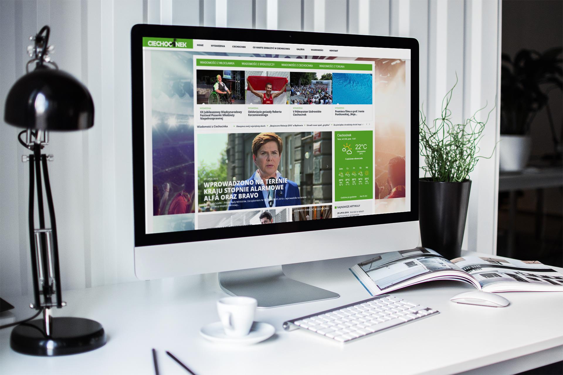 Portal regionalny eciechocinek.pl